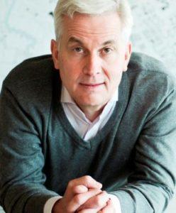 Thomas Rau  'Duurzaamheid is een van de grote problemen van deze tijd aan het worden.'
