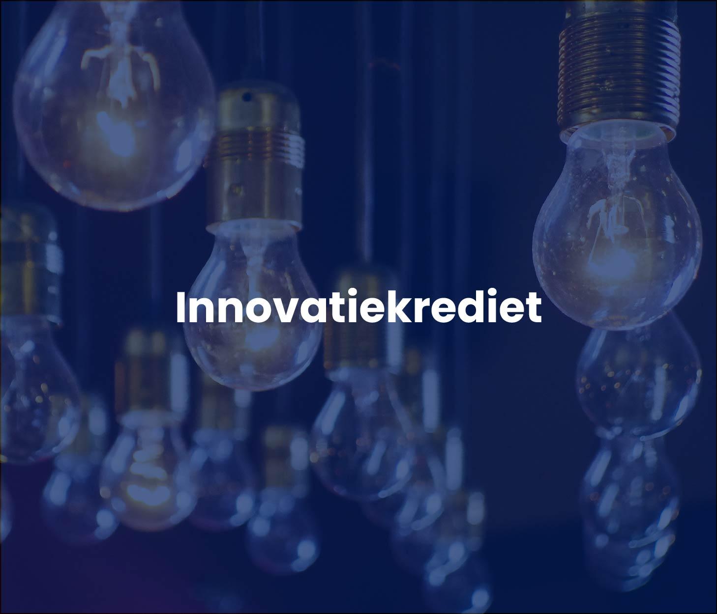 Innovatiekrediet